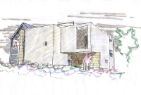 13. Una casa